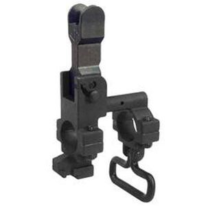 YHM AR-15 Front Flip Sight Tower Standard Height Steel