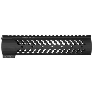 "Samson Manufacturing Corp. AR-15 Evolution Series 10"" Free Floating Handguards with Rail Pieces Aluminum Black"