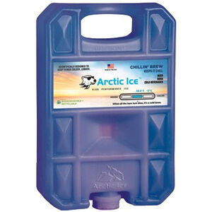 Arctic Ice Chillin' Brews Series Large 2.5 lbs Blue