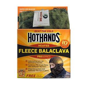 Hot Hands Fleece Balaclava Camo Color
