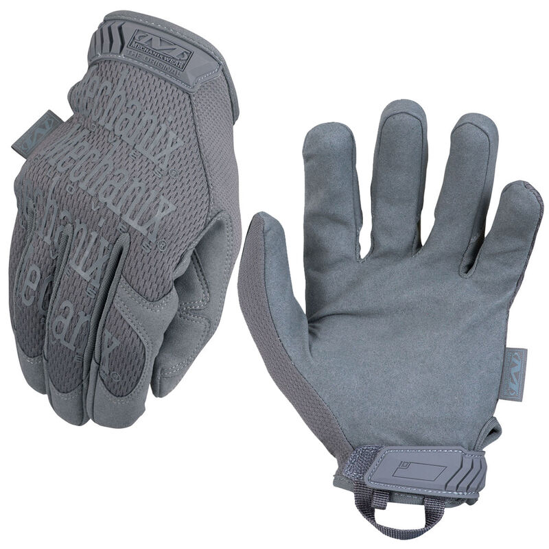 Mechanix Wear Original Wolf Grey Glove Size X-Large Grey
