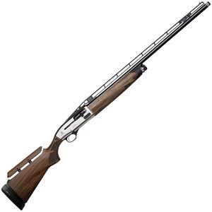 "Beretta A400 Xcel Multitarget Semi Automatic Shotgun 12 Gauge 30"" Vent Rib Barrel 3"" Chamber 3 Rounds Kick-Off System Walnut Stock Silver Receiver Blued Barrel"
