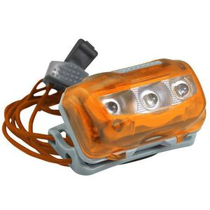 Ultimate Survival Technologies Tight Light 2.0 Headlamp 30 Lumens Polymer Orange 20-HDL0002-08