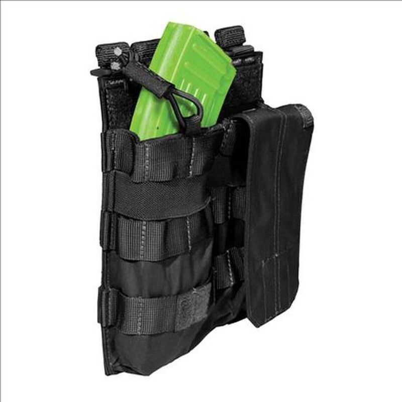 5.11 Tactical AK Bungee Double Holster Nylon Black 56159