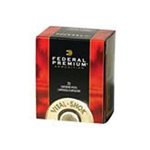 Federal Vital Shok .454 Casull Ammunition 20 Rounds 300 Grain Swift A-Frame 1520fps