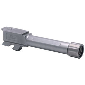 Faxon Firearms True Precision GLOCK 43 Replacement Barrel Threaded 1/2x28 Stainless Steel Finish