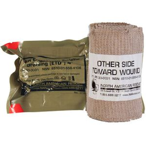 "North American Rescue Emergency Trauma Dressing (ETD) 70"" Elastic 30-0031"