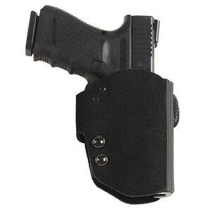 Galco Blakguard S&W M&P 9/40 Belt Holster Right Hand Black