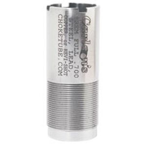 Carlson's 20 Gauge Remington Flush Mount Choke Tube Cylinder 17-4 Stainless Steel 10207