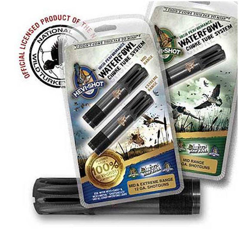 HEVI-Shot Remington Versa Max 12 Gauge Medium and Extended Range Waterfowl Choke Tube Set, Ported