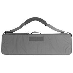 "Grey Ghost Gear Single Rifle Case 38""x11""x4"" Carrying Strap Nylon Gray"
