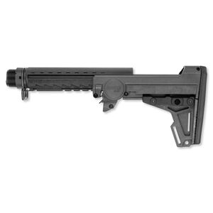 ERGO AR-15 F93 PRO Stock Eight Position Collapsible Gray 4925-GG