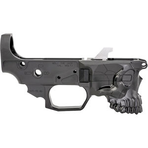 Sharps Bros. The Jack9 Gen2 Pistol Caliber AR-15 Stripped Lower Receiver 9mm Luger Multi Caliber Marked Uses GLOCK Style Magazines 7075-T6 Aluminum Black
