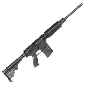 "DPMS Oracle Semi Auto Rifle .308 Win/7.62 NATO 16"" Barrel 20 Rounds Collapsible Stock Black Finish RFLR-OC"