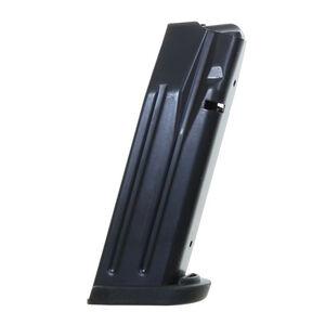 Sarsilmaz SAR USA SAR 9 Factory Magazine 9mm Luger 10 Rounds Metal Black