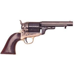 "Cimarron 1851 Richards-Mason Conversion Revolver .38 Special 4.75"" Barrel 6 Rounds Walnut Grips Blue Finish"