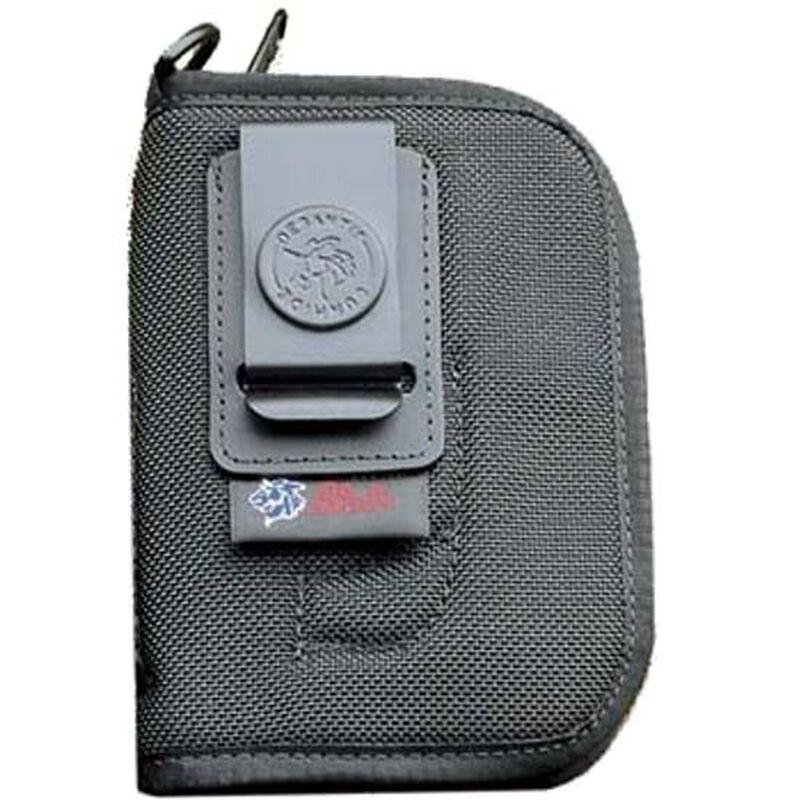 DeSantis Gunhide Pistol Pack Small Auto Nylon Black N65BA92Z0