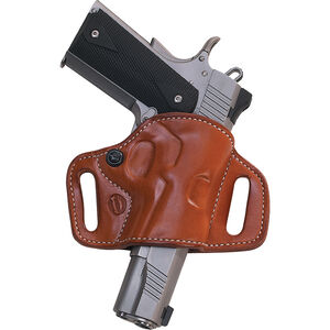 "El Paso Saddlery High Slide for Taurus Judge 2 1/2"" cylinder, Right/Russet"