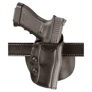 Safariland 568 Custom Fit Paddle Holster, Colt Python, Right Hand, STX Plain Black