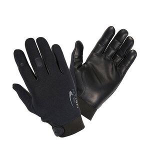 fHatch TSK33 Task Light Glove 2x Leather/Fabric Black