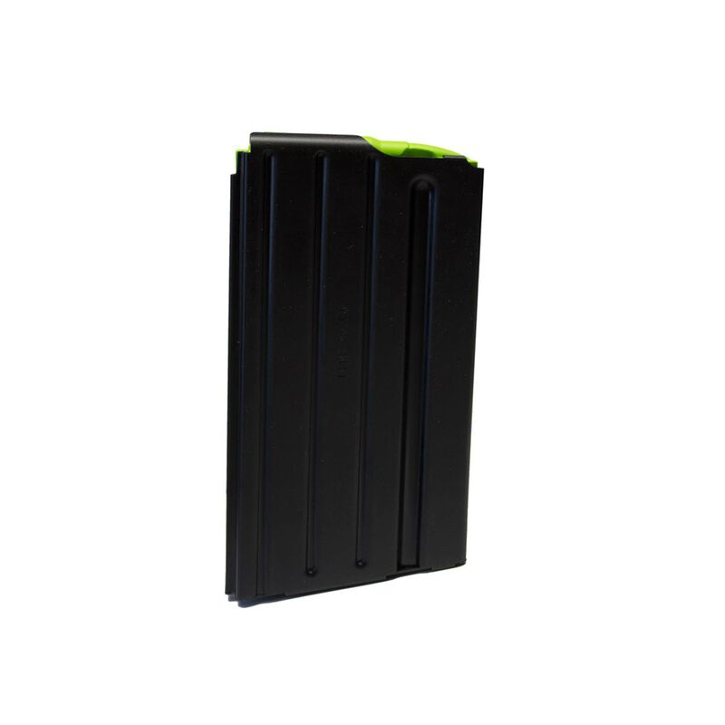 D&H Tactical SR-25 AR-10 .308 Winchester 20 Round Steel Magazine With D&H Green Follower Black