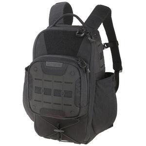Maxpedition AGR Advanced Gear Research Lithvore Backpack 1040 Cubic Inch 16.5x9x17 Dual Nylon Fabric 500D Hex Ripstop/1000D Plain Weave Matte Black