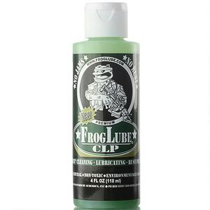 FrogLube CLP Liquid Firearm Treatment System 4 oz.