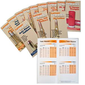 Lyman 12 Gauge Load Data Book 72 Pages 9780000