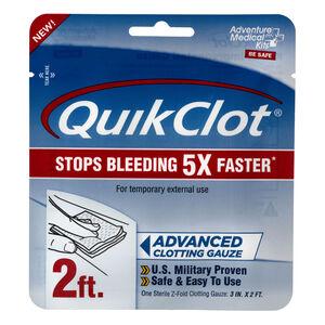 """Adventure Medical Kits QuikClot Gauze 3"""" x 24"""""""