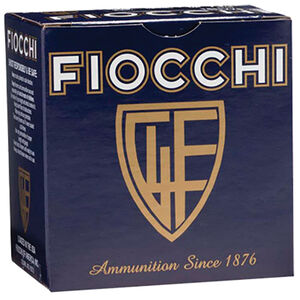 "Fiocchi Exacta Target .410 Bore Ammunition 2-1/2"" #8 Lead 1/2 oz 1250 fps"