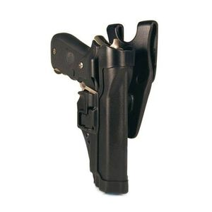 BLACKHAWK! SERPA Level 2 Duty Holster for SIG Sauer 220 and 226 Left Hand