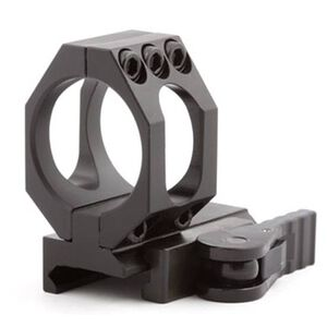 American Defense Mfg. Aimpoint 30mm Low Mount with QD Lever 6061 T6 Aluminum Black AD-68L