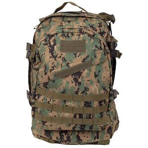 5ive Star Gear GI Spec 3-Day Military Backpack 1200D Ballistic Weave Digital Woodland