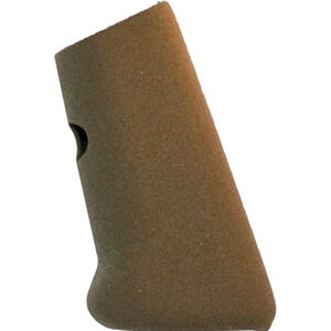 EZR Sport Rifle Gauntlet AR15/AR10 Grip Sleeve with Index Cut-Out Sorbothane FDE
