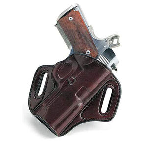 Galco Concealable Belt Holster Fits GLOCK 19/23 Right Hand Leather Havana