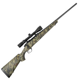 "Remington Model 783 Bolt Action Rifle .243 Win 22"" Barrel 4 Rounds Mossy Oak Break Up Country Synthetic Stock Matte Black with 3-9x40 Scope 85751"