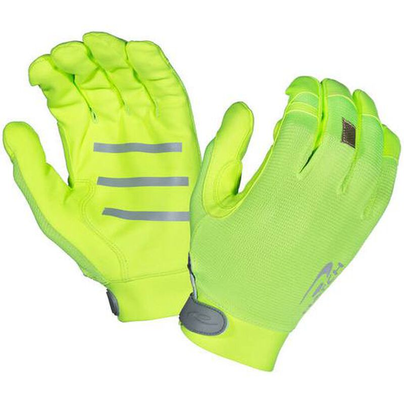 Hatch Model TSK331 Hi Viz Glove Large Yellow