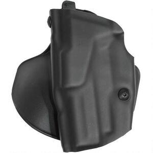 Safariland 6378 ALS Paddle Holster Left Hand GLOCK 19/23 STX Plain Finish Black