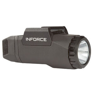 Inforce Gen3 APL Tactical Weapon Light 400 Lumens Polymer Matte Black A-05-1