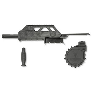 Adaptive Tactical, Sidewinder Venom Conversion Kit, 10 Round Rotary Magazine, Wraptor Forend, Polymer, Black