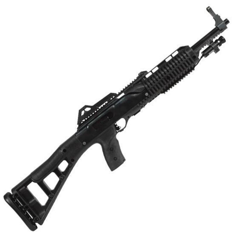 "Hi-Point Carbine Semi Auto Rifle .40 S&W 17.5"" Barrel 10 Rounds Polymer Stock Black Finish with Laser 4095TSLAZ"