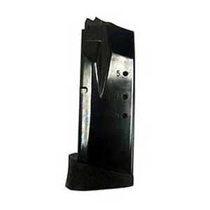 Smith & Wesson M&P Compact Magazine .40 S&W/.357 SIG 10 Rounds Finger Rest Steel Black 194550000