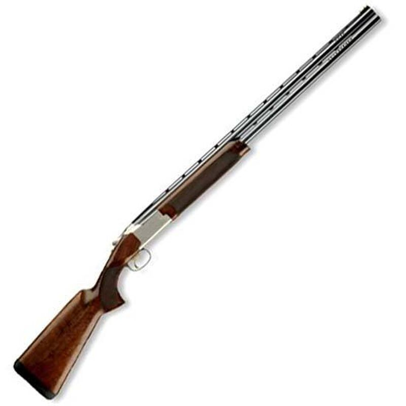 """Browning Citori 725 Sporting Over/Under Shotgun 12 Gauge 30"""" Vent Rib Barrels 2 Rounds 3"""" Chambers Grade III/IV Walnut Stock Silver Receiver Blued 0135313010"""