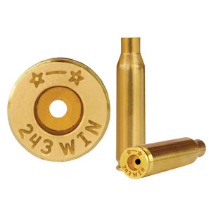 Starline .243 Winchester Unprimed Rifle Brass Cases 50 Count 243WINEUP-50