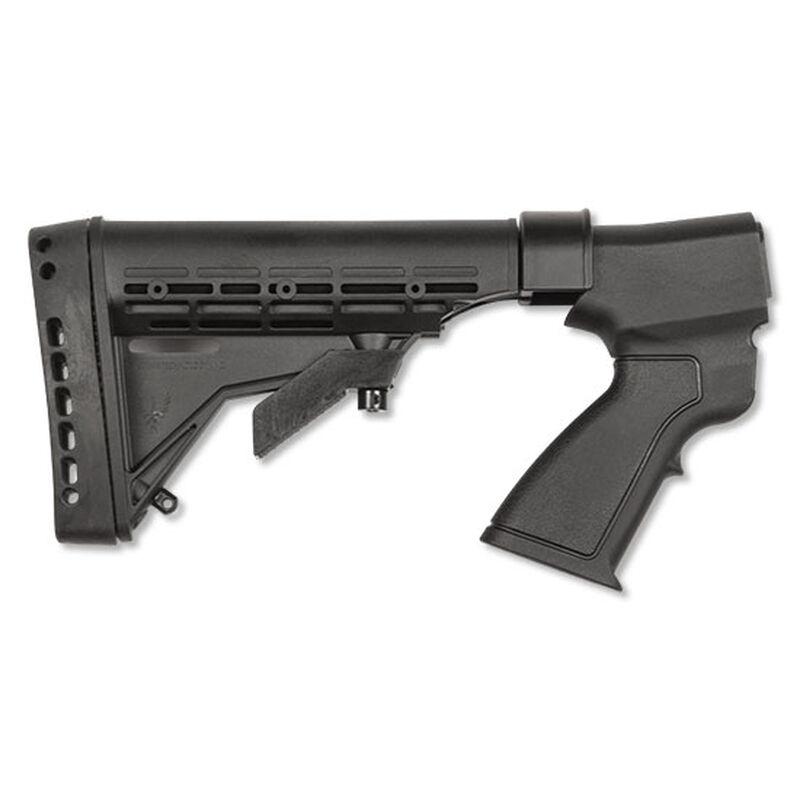 Phoenix Technologies KickLite Recoil Reduction Series Stock Remington 870 20 Gauge 6 Position Collapsible AR-15/M4 Style Stock Recoil Suppression Polymer Matte Black