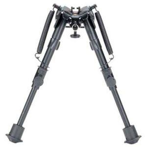 "BLACKHAWK! Bipod Adjustable Height 6"" to 9"" Aluminum Black"