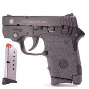 TALON Grips Adhesive Grip S&W Bodyguard 380 Granulated Black 701G