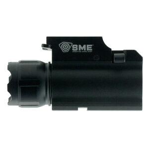 SME Rail Mounted Pistol Weapon Light Aluminum Black