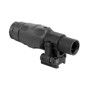 Aimpoint 6X Magnifier/Mount Combo FlipMount 39mm Ring/Twist Mount Base Matte Black Finish