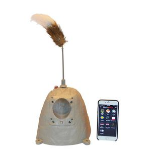 IHUNT Predator Call and Decoy 3 D cells Smart Phone Controlled